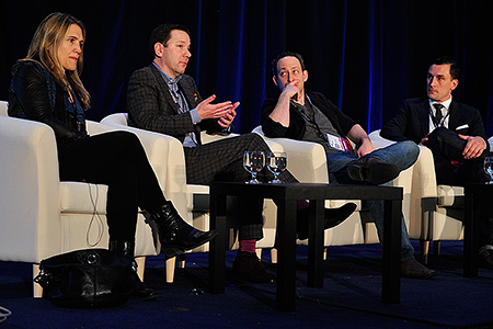 The Digital Report Card session at the 2014 Realscreen Summit. Photo: Rahoul Ghose