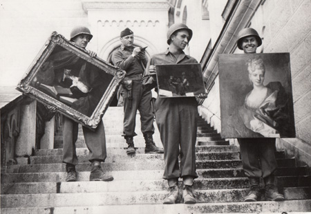 Hunting Hitler's Stolen Treasures: The Monuments Men (Photo: National Geographic Channel)