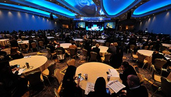 Realscreen Summit 2014_ballroom