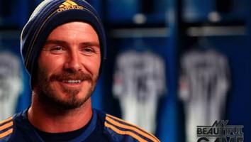 GRB - My Beautiful Game - David Beckham