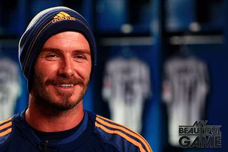GRB - My Beautiful Game - David Beckham