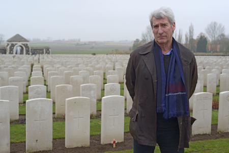 "Jeremy Paxman in ""Britain's Great War"""