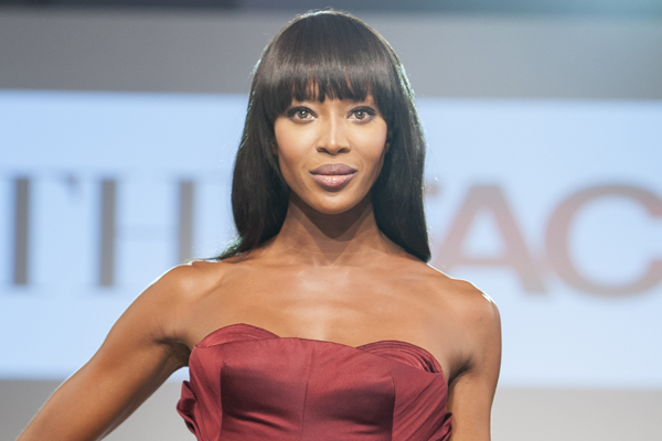 Naomi Campbell. Photo: Steve Fenn/Oxygen Media