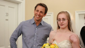 Say Yes to the Dress Seth Meyers