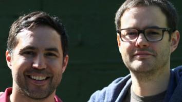 Luis Lopez (left) and Clay Tweel (right)