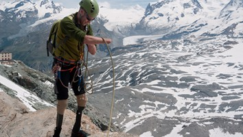 The Limbless Mountaineer