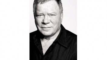 William Shatner (photo: Manfred Baumann)