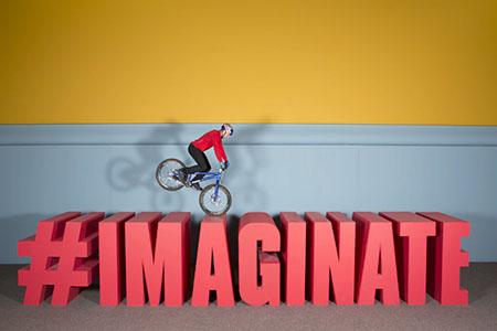 Danny MacAskill's Imaginate