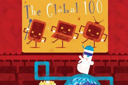 Global 100 2013