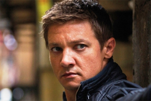 "Jeremy Renner in ""The Bourne Legacy"""