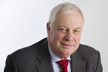 Lord Chris Patten