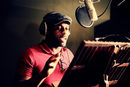 "Idris Elba narrating ""Enchanted Kingdom"""