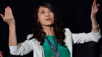 Vivian Lin Star China RSW 14