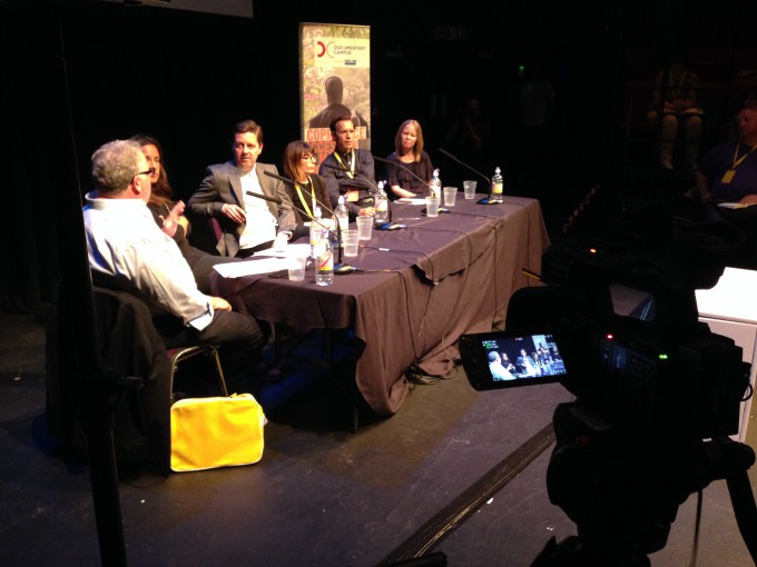 Commissioning Panel: Factual Entertainment at Sheffield Doc/Fest