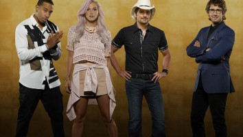 ABC's version of Rising Star featured Josh Groban, Brad Paisley, Kesha and Ludacris
