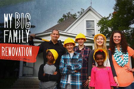 My Big Family Renovation Clip