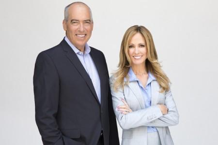 Gary Newman (left) and Dana Walden. (Photo: Fox/Corey Nickols)