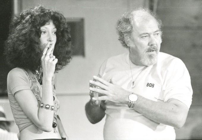 Robert Altman Shelley Duvall