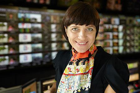 Oxana Yanushkovskaya