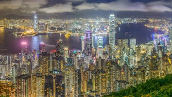 Hong Kong skyline. Photo: Haydn Hsin/Creative Commons