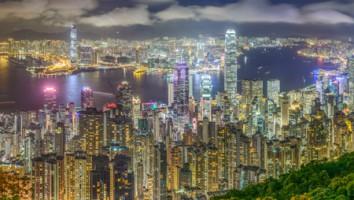 Hong Kong skyline. Photo: Haydn Hsin/Creative Commons