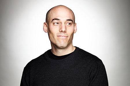 Joshua Oppenheimer, by Daniel Bergeron