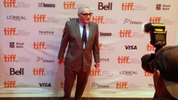 Martin Scorsese at TIFF 2014. Photo: Adam Benzine