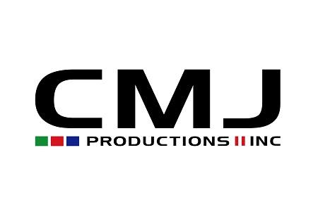 CMJ Productions logo