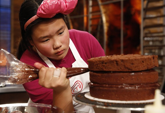 A young chef goes for the gold in MasterChef Junior