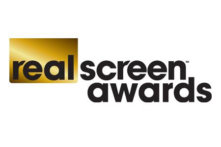 Realscreen Awards 2015 logo