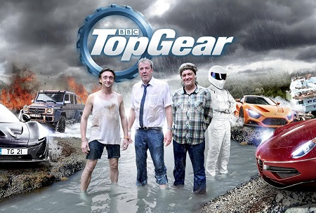 Top Gear Series 21 ICONIC - Landscape Version