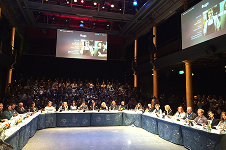 IDFA Forum Day One