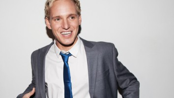 Jamie Laing. Photo: Joseph Sinclair/Ugly Brother Studios