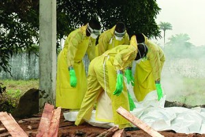 Surviving Ebola