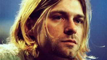 Kurt Cobain. Photo: Official Nirvana Facebook page.
