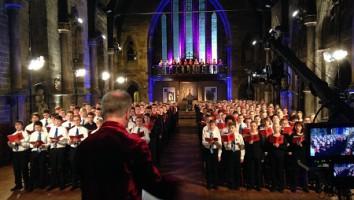 Christmas Celebration - church - LR