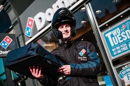 Domino's Driver