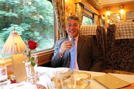 Gourmet Trains