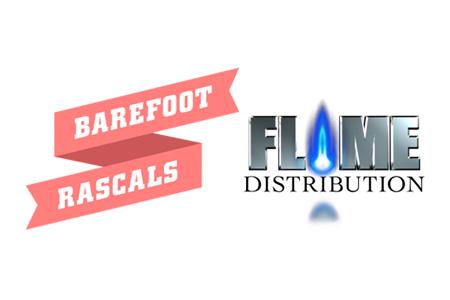 Barefoot Rascals / Flame Distribution