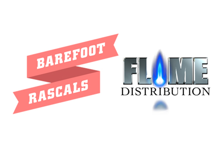 Barefoot Rascals / Flame Distribution