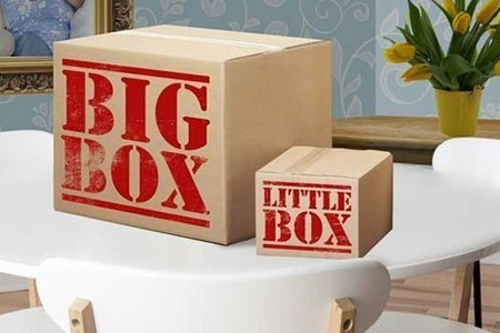 Initial To Deliver Big Box Little Box Realscreen