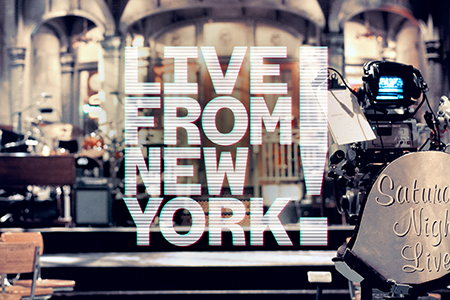 Live from New York