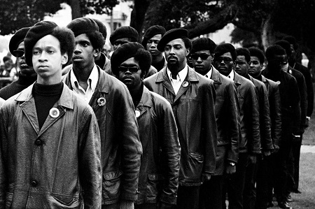 The Black Panthers Vanguard of the Revolution