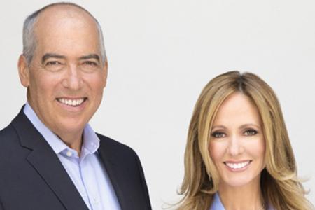 Gary Newman (left) and Dana Walden (right)