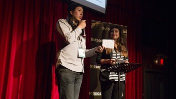 Hot Docs Short Film Pitch Cree Code Talker