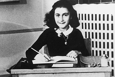 Anne Frank's Holocaust