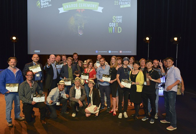 Sunny Side of the Doc winners 2015