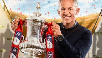 Gary Lineker - On the Road to FA Cup Glory