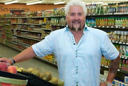 Guy Fieri Grocery