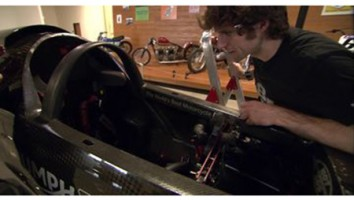 Guy MArtin Land speed